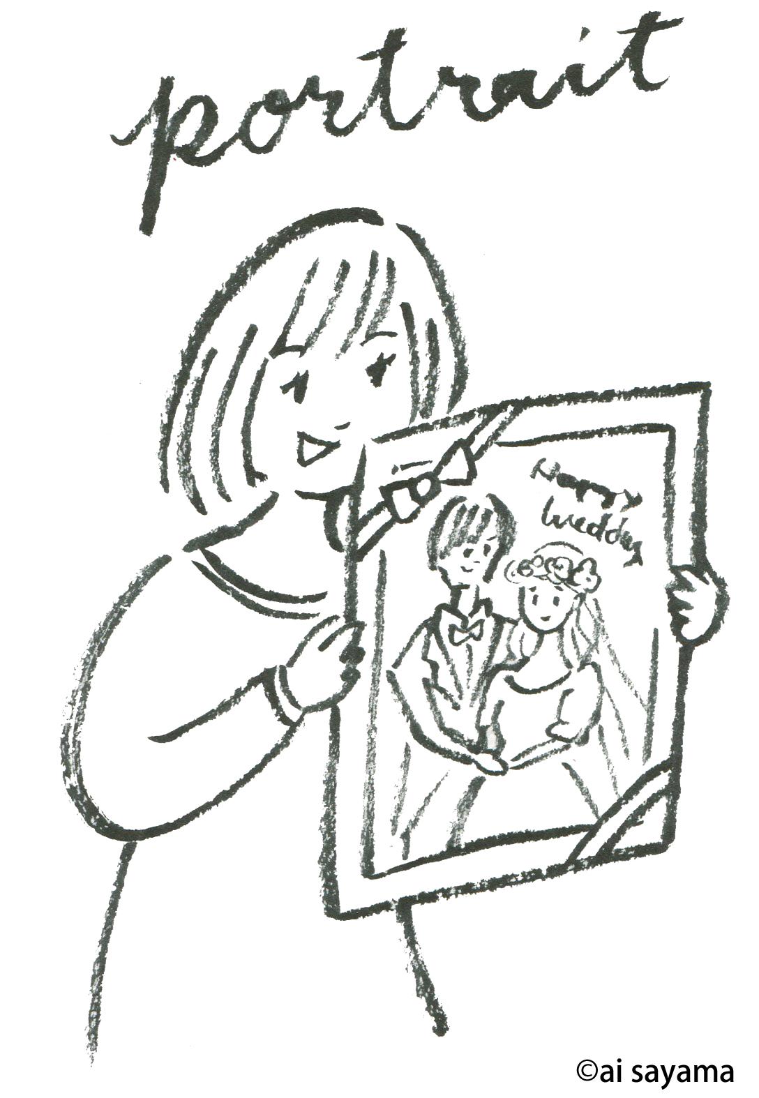 2016/3/9 1日1絵
